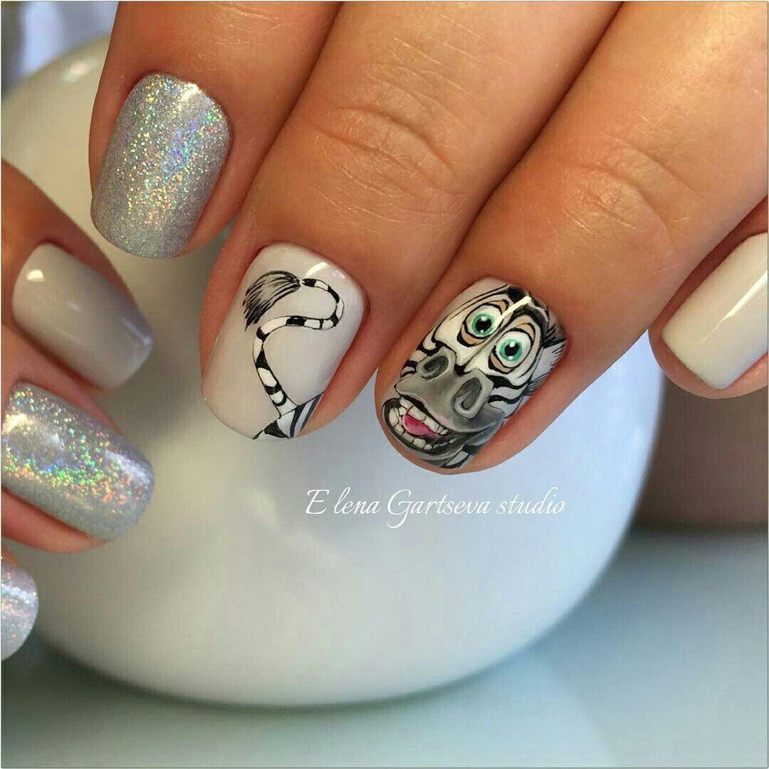 Pin von Elena Otsaluk auf Ногти | Pinterest | Nailart, Fingernägel ...