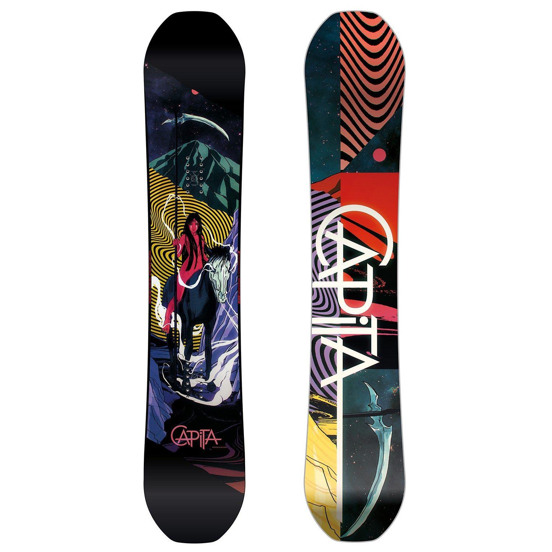 Capita Indoor Survival Snowboard 2020 Snowboard Survival Indoor