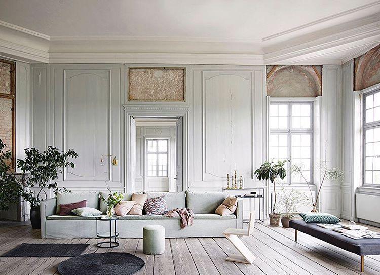 Épinglé par Magali Leclerc sur Living Room / Office Pinterest