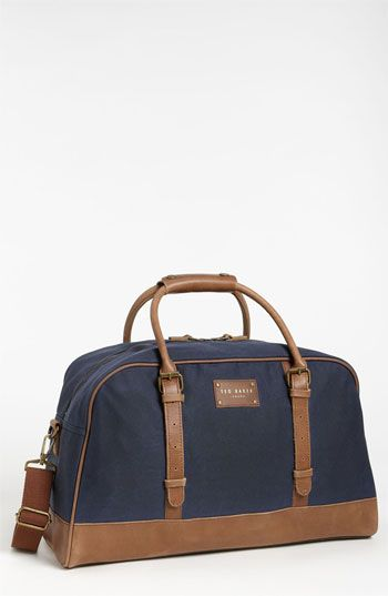 Ted Baker London Canhol Gym Bag Available At Nordstrom