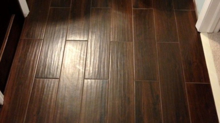 Archaic Wood Look Ceramic Tile Menards Ceramic Tile Wood