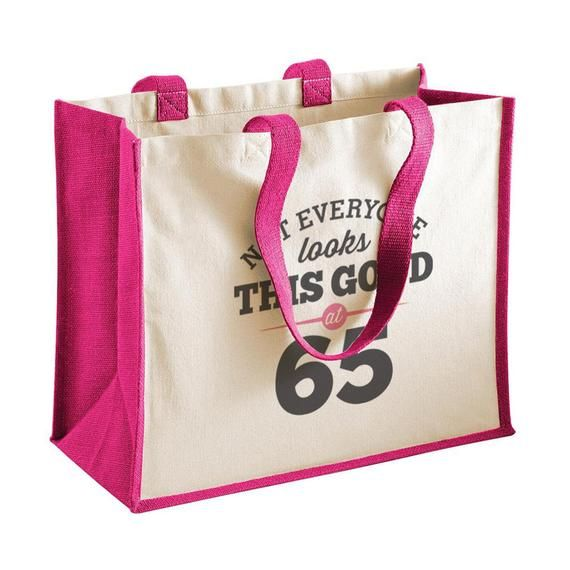 40th Birthday 1979 Vintage Gift Women's Ladies Shopping Bag Present Tote Idea