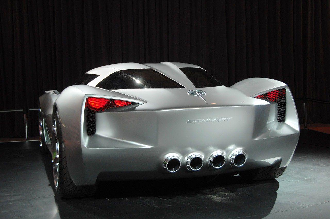 2017 corvette stingray concept car