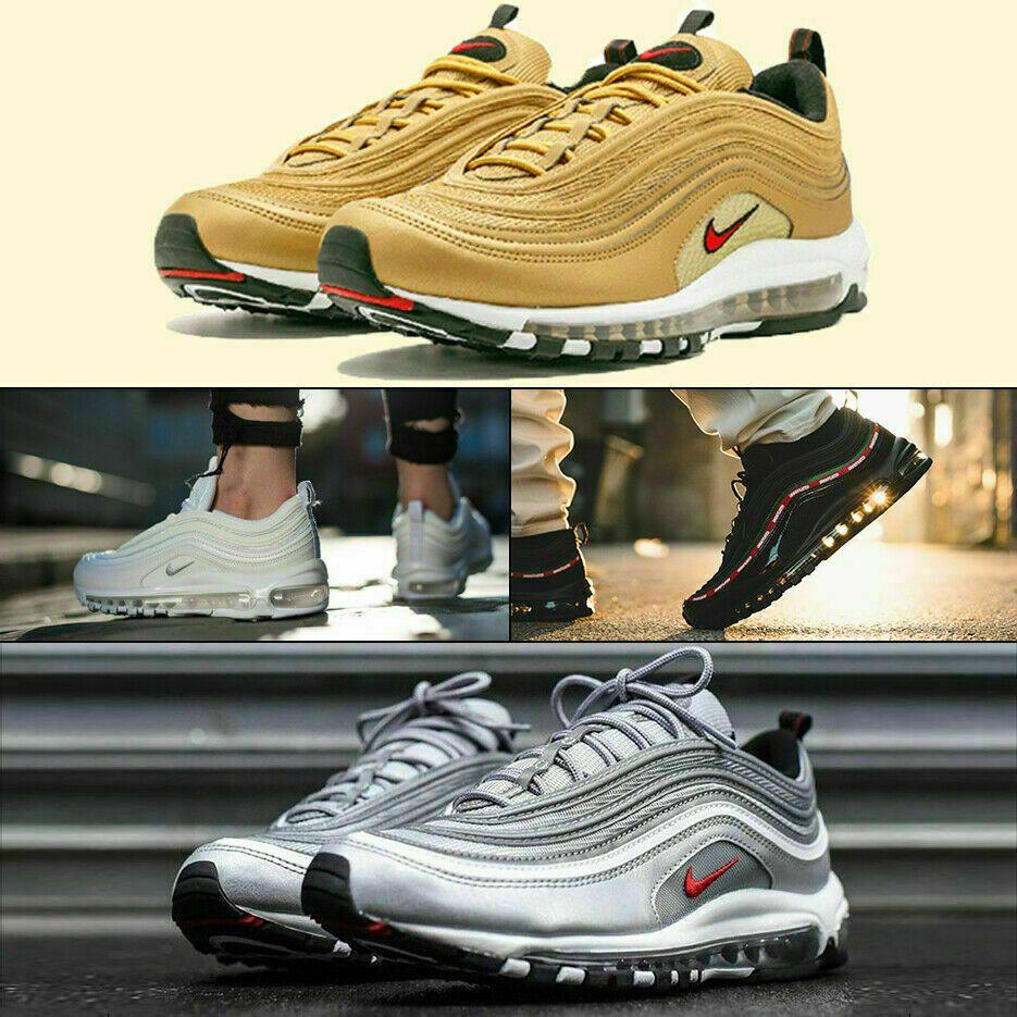 scarpe air max 97 donna bianche