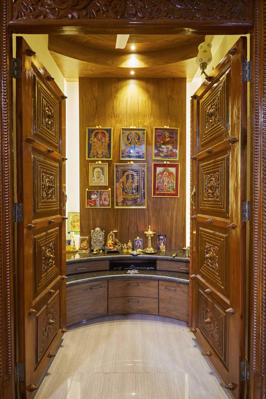 Pooja Room Door Design, Pooja Room Design
