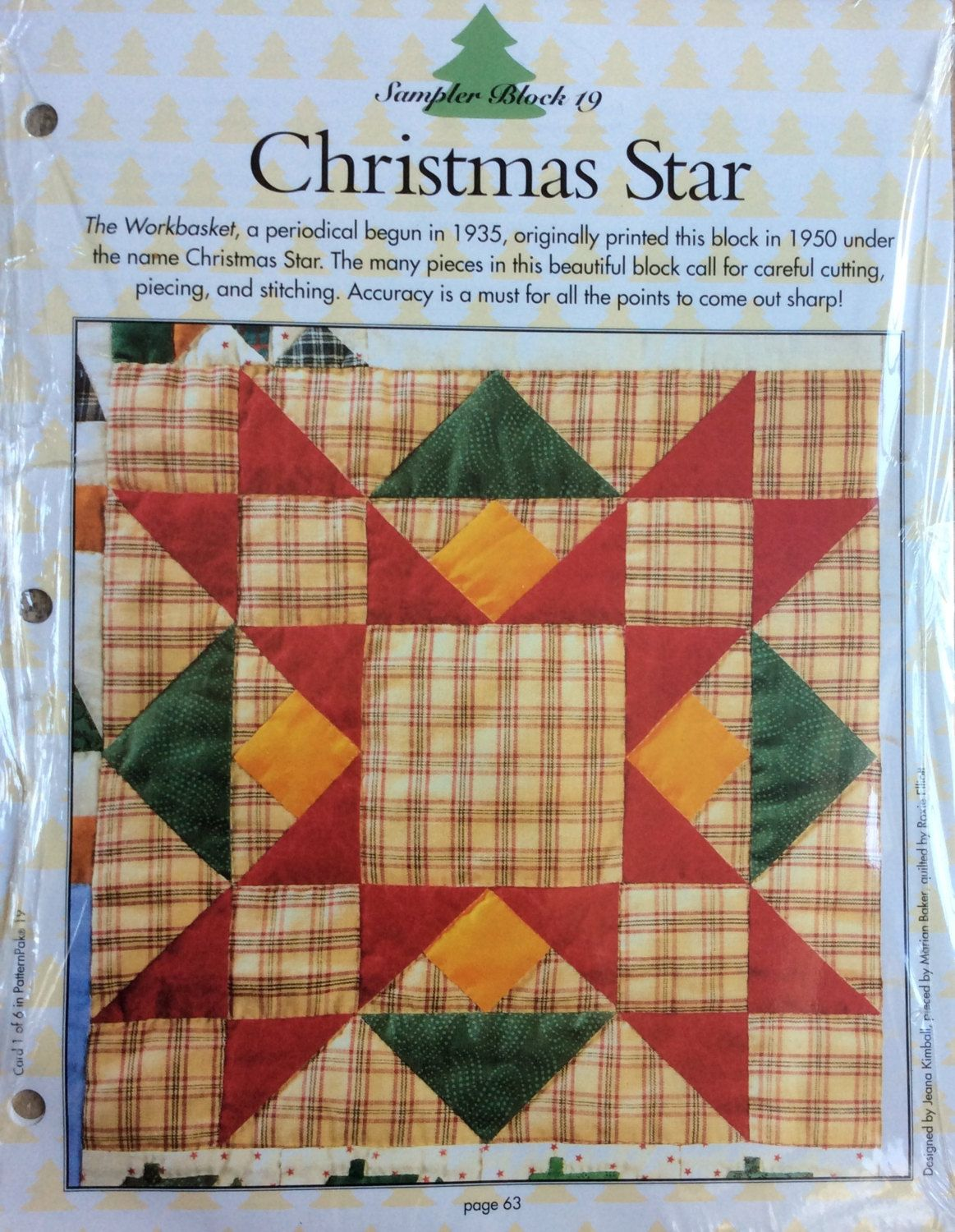 Christmas Star Quilt Block Of The Month Christmas Stars Block Of