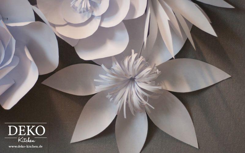 Entzuckend DIY Papierblütenwand Als Hochzeits Deko Selber Machen Deko Kitchen