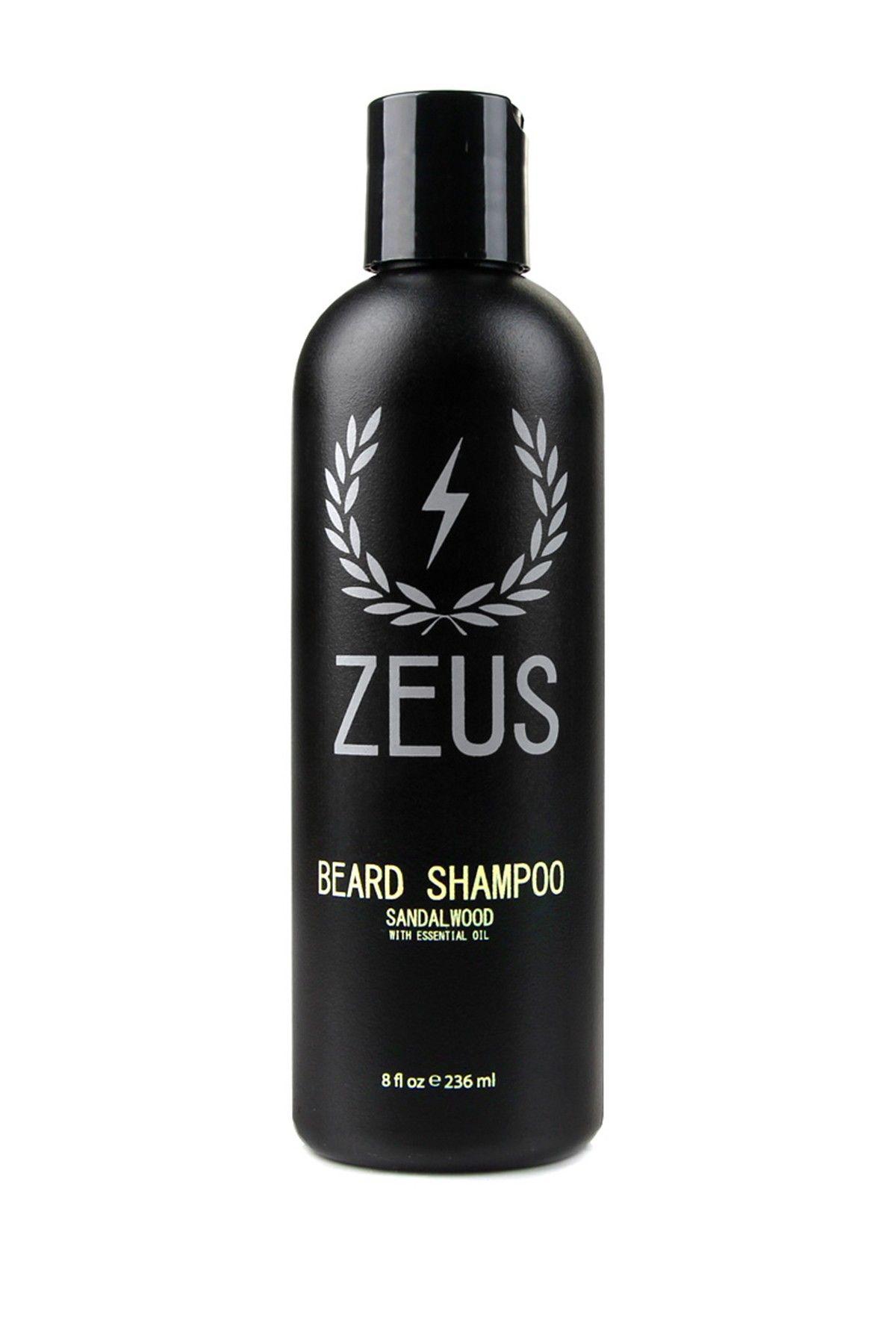 Beard Shampoo and Beard Conditioner Set for Men - Sandalwood