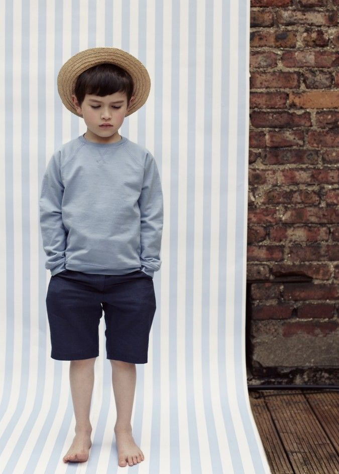 Poppy Rose's SS14 collection 'A Day in a Garden'