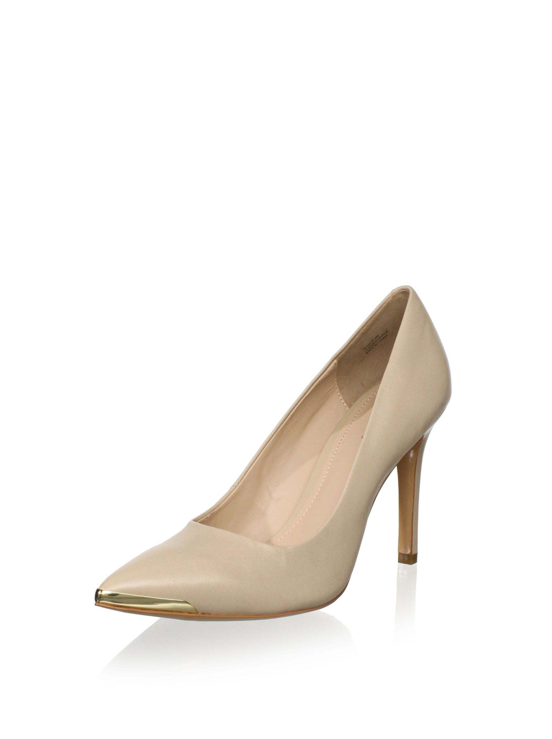 2f72b7163c Pour La Victoire Women s Marcie Dress Pump (Plum) Classic streamlined  silhouette set apart from the rest with a metallic touch at pointed toe
