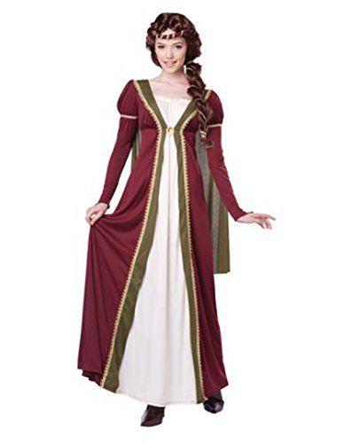 f3c0760175b California Costumes Women s California Costumes Medieval Maiden Renaissance  Lady Long Gown Ren Faire