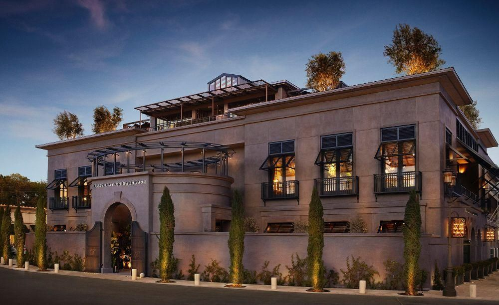 Rh Houston Gallery Restoration Hardware Glassdoor Photos In 2020 Restoration Hardware Dream Hotels Architecture
