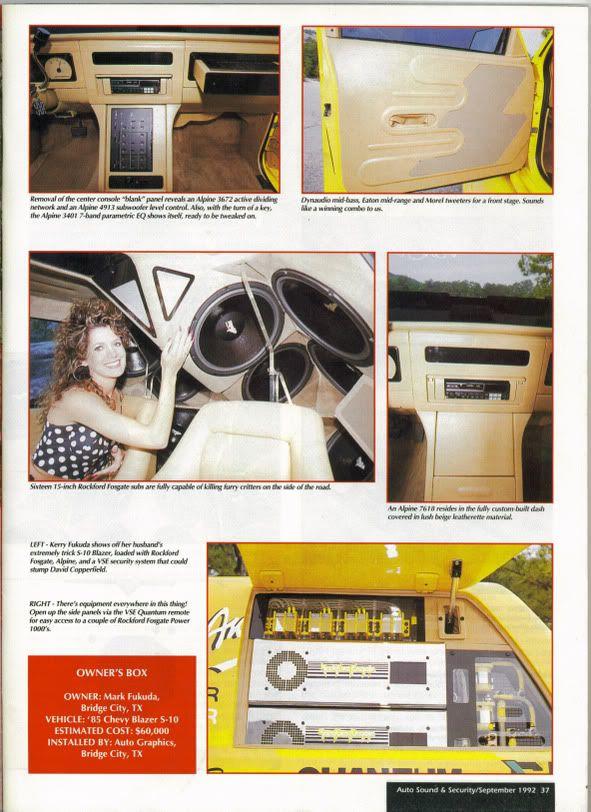 Old School PPI ART SERIES .2 Amplifier Reconditioning ...  Old School Car Audio Installs