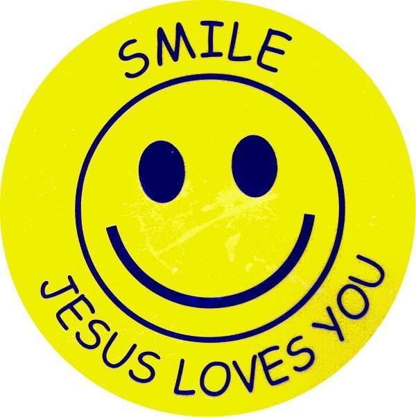 Smile Jesus loves you! | Jesus loves you, Jesus loves, Love you images