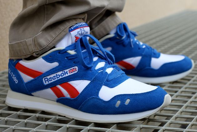 reebok GL 1500 OG Blue Red | Sneakers