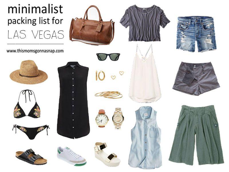 Weekend Trip Mom Style Capsule Wardrobe Minimalist