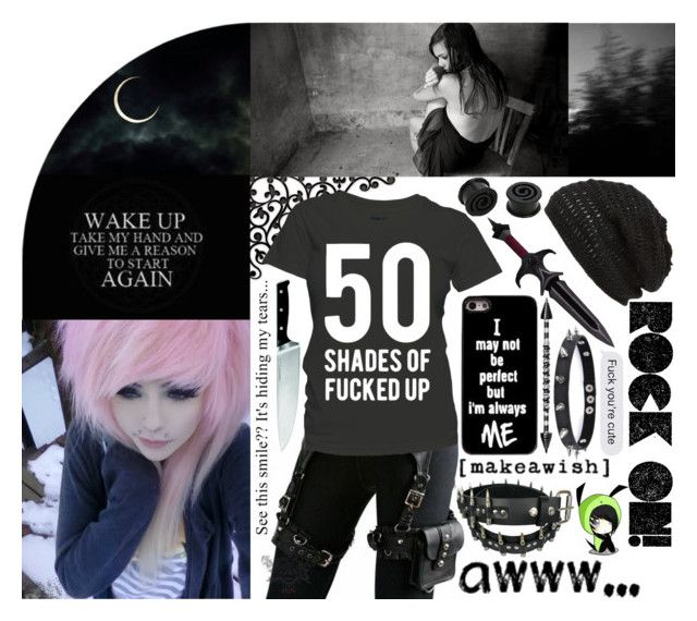 """#354"" by hiddenshadowxd ❤ liked on Polyvore"