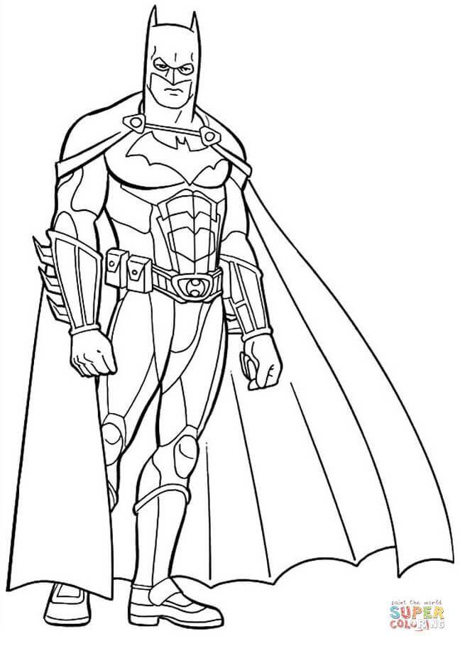Batman The Dark Knight Coloring Page From Category Select 27278 Printable Crafts Of Cartoons Nature Animals Bible And Many More
