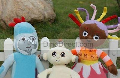 Amigurumi Iggle Piggle : Iggle Piggle And Upsy Daisy Makka Pakka Amigurumi ...
