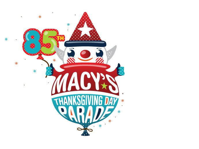 Macy S Parade Logos What Graphiculture Macy S Thanksgiving Day Parade Thanksgiving Day Parade Macys Thanksgiving Parade