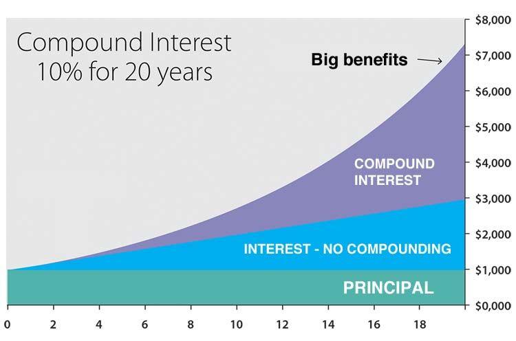 Compound Interest Calculator Calculate Your Interest Compound Interest Compounds Interesting Things