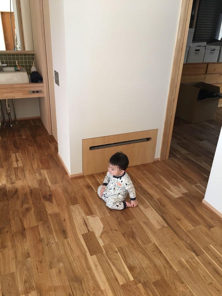床下エアコンの実力 Wood Floor Design Flooring Hardwood Floors