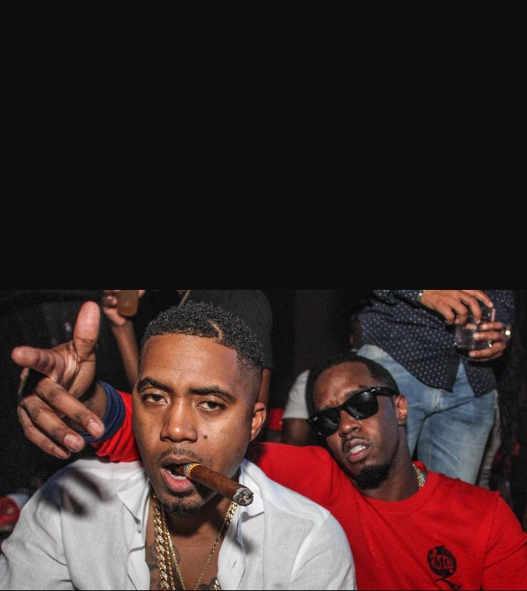 hair cut nas rapper fade couple married life pinterest