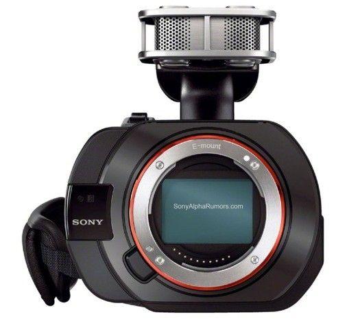Sony Vg900 Leaks Packs Full Frame Sensor Into A Nex Camcorder Engadget Sony Digital Camera Full Frame Sensor Cameras For Sale