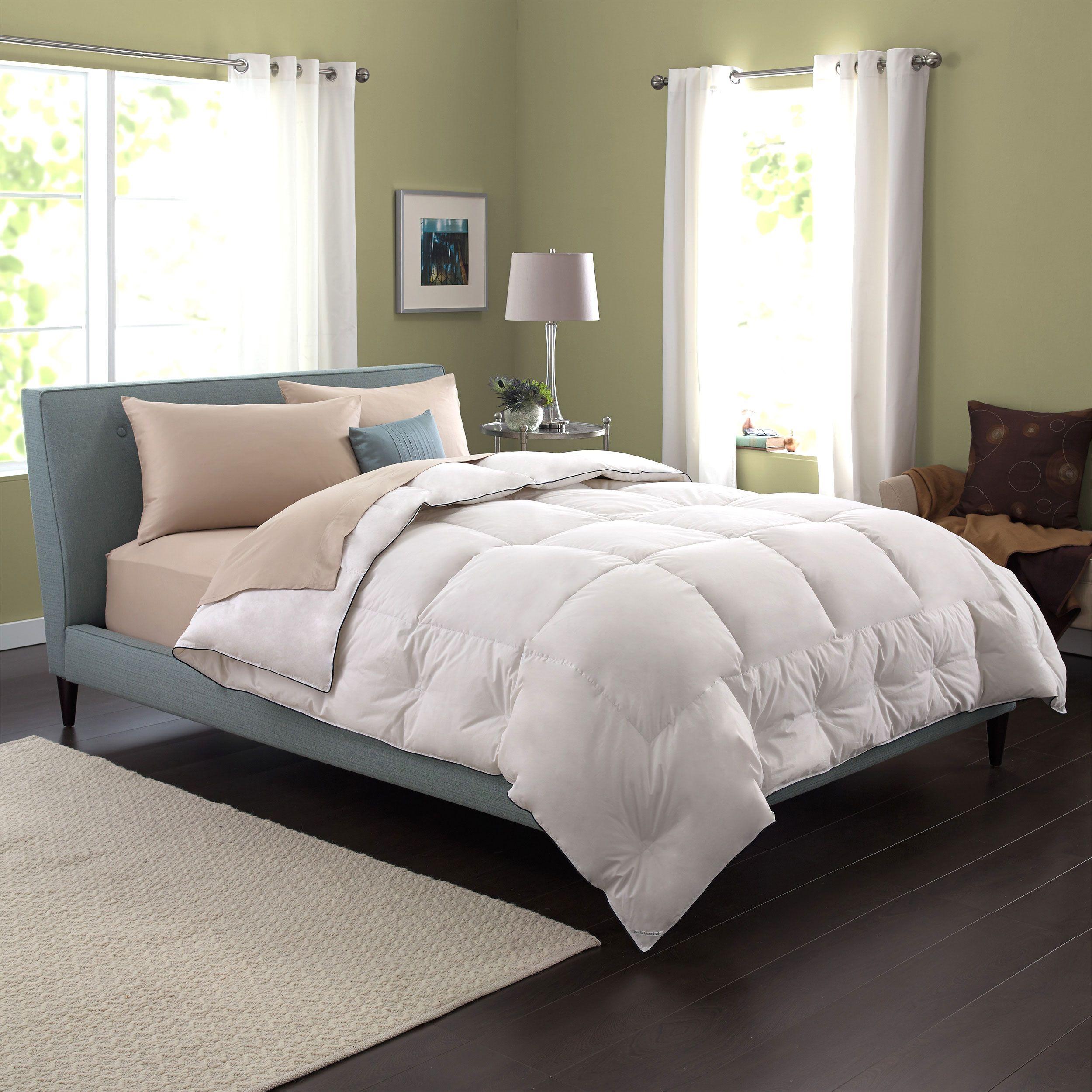 Noble Excellence Extra Warmth Down Comforter Duvet Insert Duvet