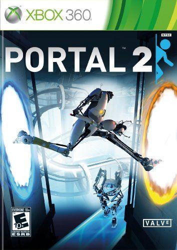 Portal 2 Xbox 360 Portal 2 Juegos Para Xbox 360 Juegos De Ps3