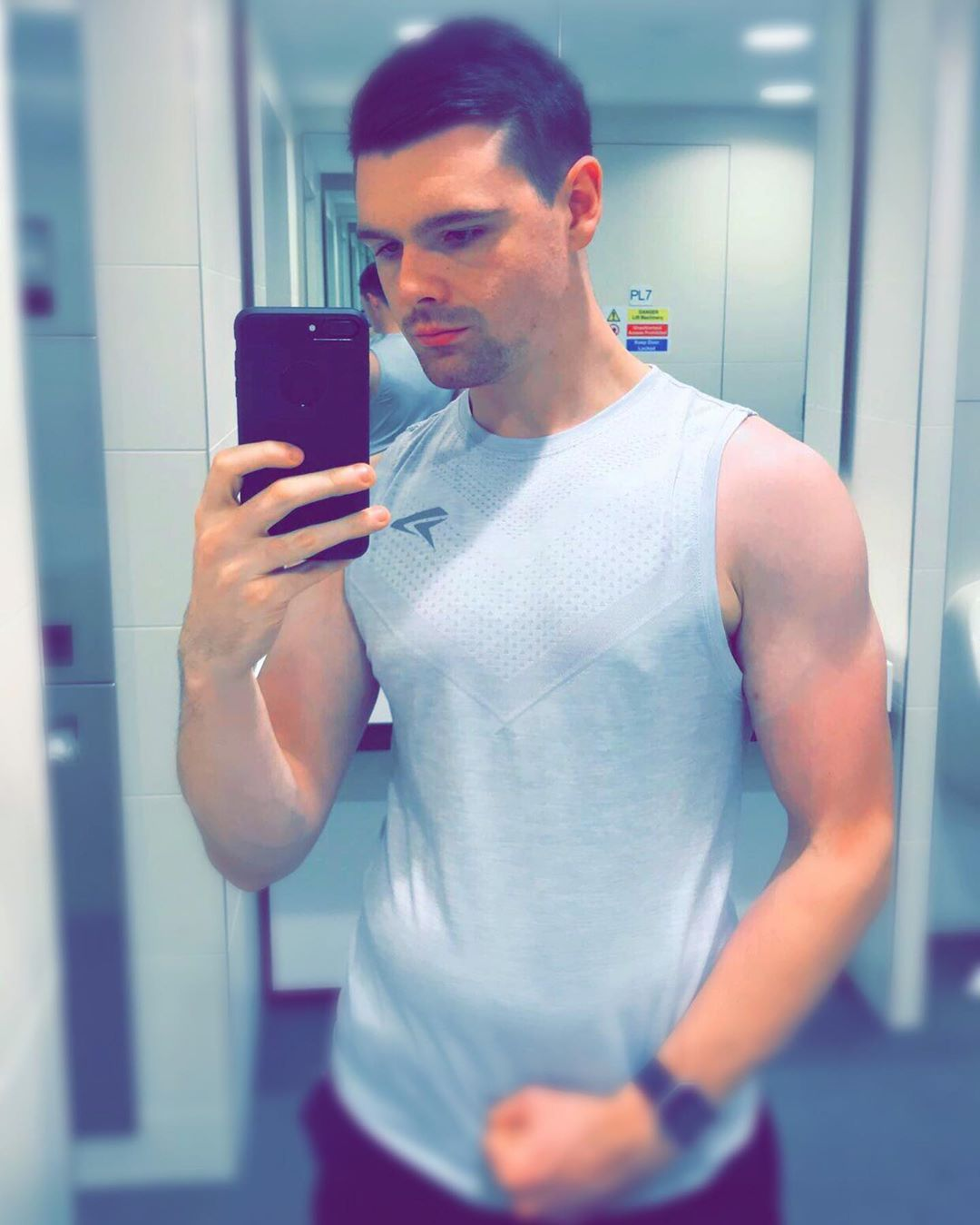 12hour Night Shift Done Time To Hit The Gym For Some Deadlifts