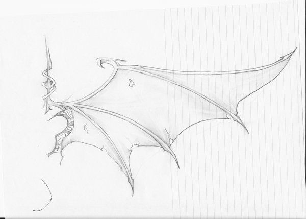 How To Draw Demon Wings Google Search Reference Drawing