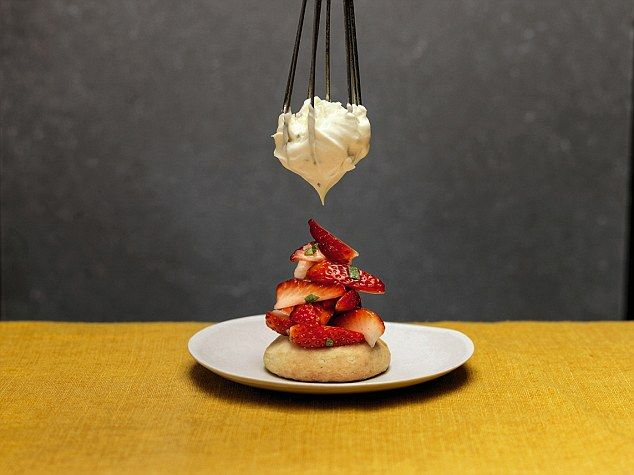Strawberry shortcakes & mascarpone cream: A classic pud that everyone will want the recipe for...