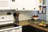 So installieren Sie einen Subway Tile Kitchen Backsplash