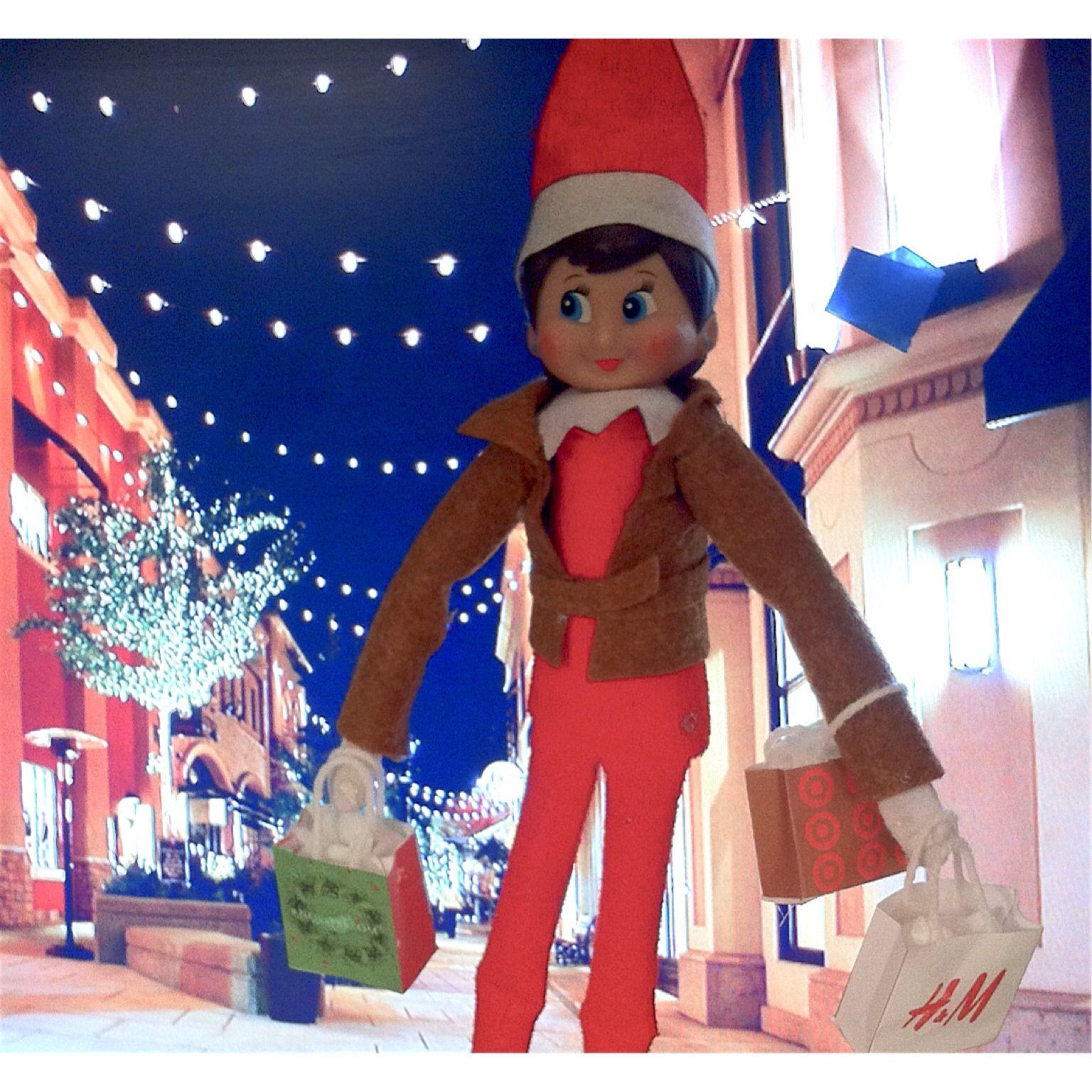 Elf On The Shelf Free Printable Props