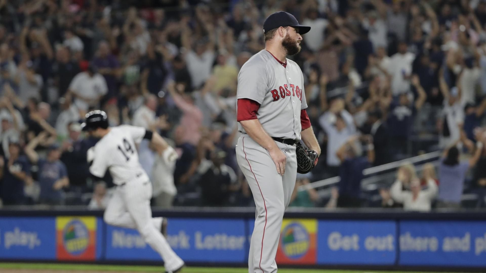 The Sox Need Just One Victory Against The Yankees To Clinch The American League East Title It May Take Price Handing A Lead To Closer Cr Boston Red Sox Red Sox