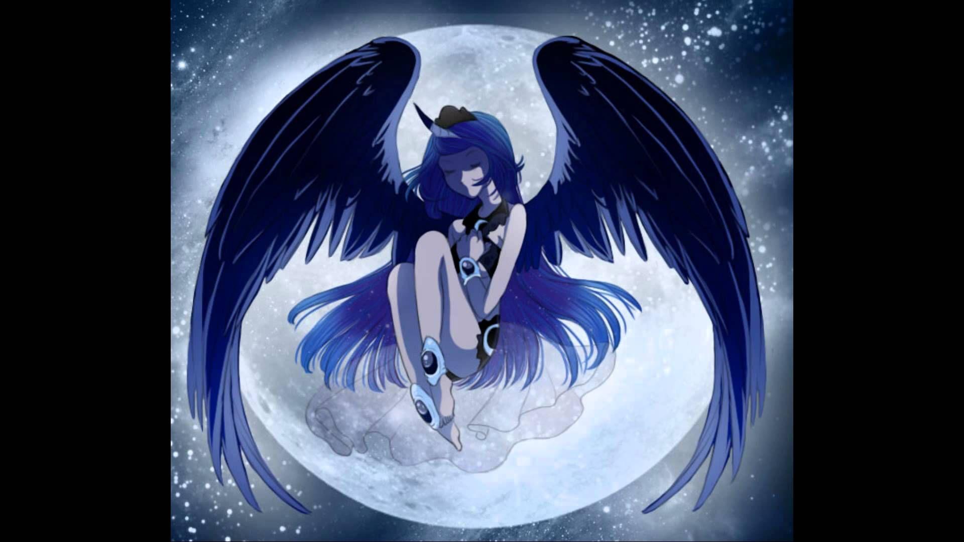 MLP FIM: Luna Tribute
