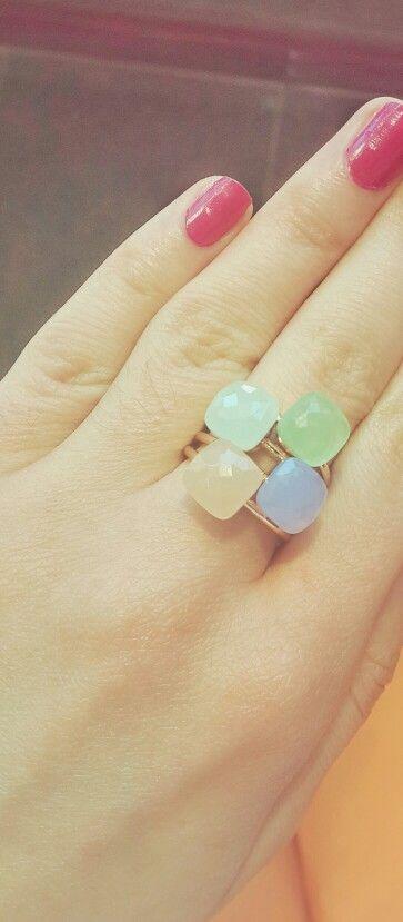 #pamellato #ring #colorsummer