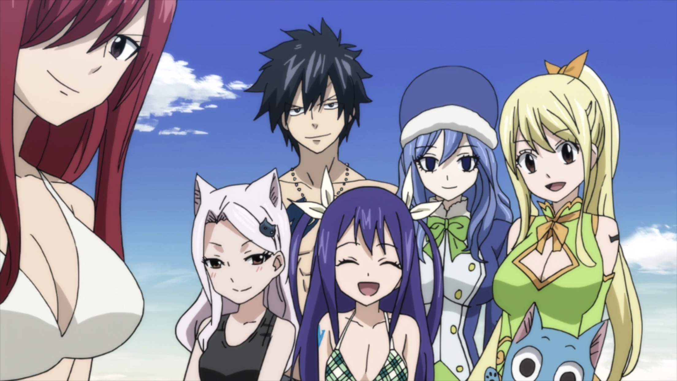 Fairy Tail (2018) | Fairy tail personnage, Fairy tail, Dessins d'anime