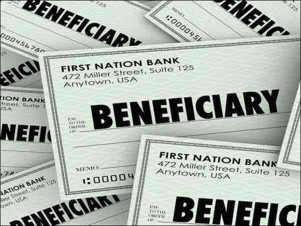Pa Beneficiary Representation | Word check, Life insurance ...