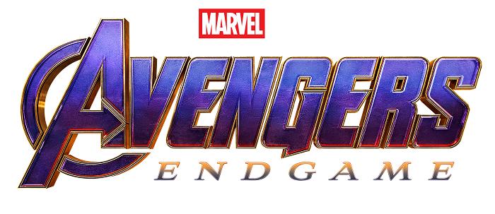Avengers Endgame Logo Marvel film movie The avengers