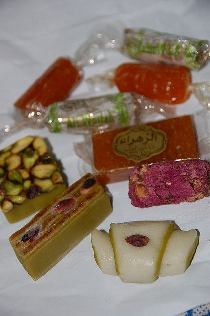Syrian Candy #malban #levant