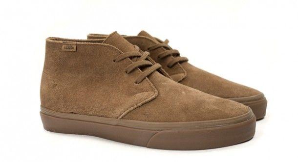 b6205e31c2b987 Vans Chukka Brown Boot
