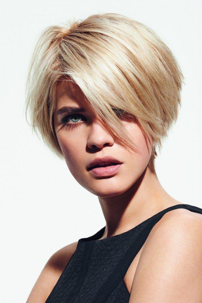 Plein D Idées De Carrés Plongeants Courts Au Top Hair En