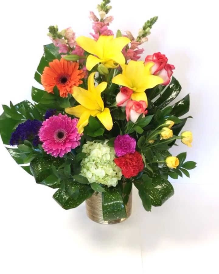 Flower Arrangements El Paso: Angie's Floral Designs Cherishes The Tradition Of Gifting