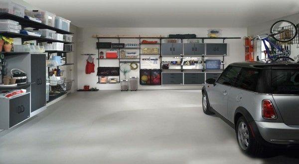 Ordnung in der garage   wie können sie die garage richtig ...