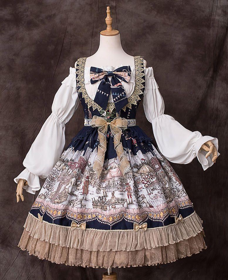 Lolita là gì: Kiến thức A-Z về phong cách thời trang Lolita