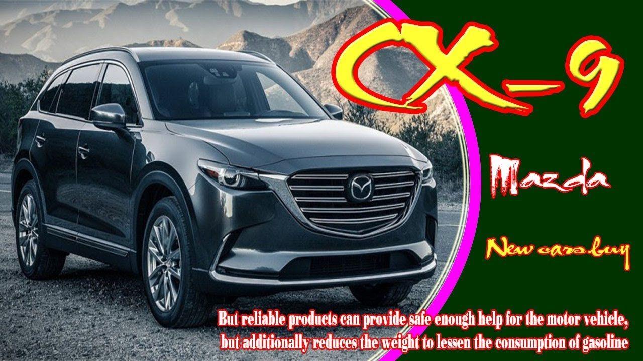 2020 Mazda CX9s