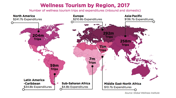 China Outbound Tourism Statistics 2019 By Country