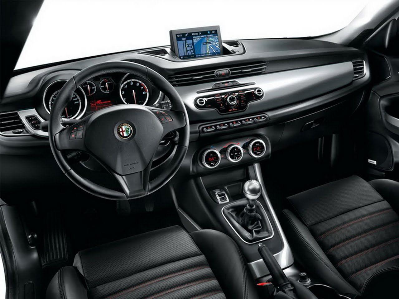 Alfa Romeo Giulietta interior | Automóviles | Pinterest